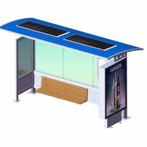 mobiliário urbano – abrigos para usuários de ônibus