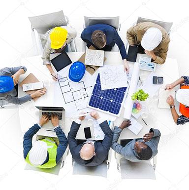 Expansão de negócios no segmento de construção civil